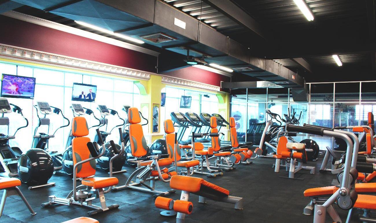 AMCOL Gym 7