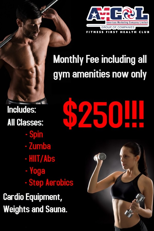 Gym Membership Packages